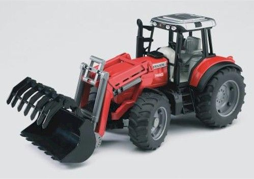 Bruder Tractors and Sets