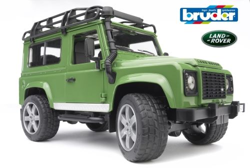 Bruder Vehicles