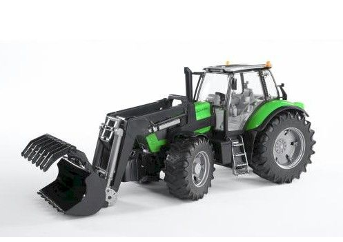 DEUTZ AGROTRON X720 WITH LOADER
