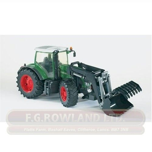 FENDT 936 VARIO WITH LOADER