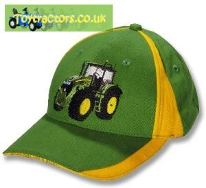 "JD Childs ""Tractor"" Cap"