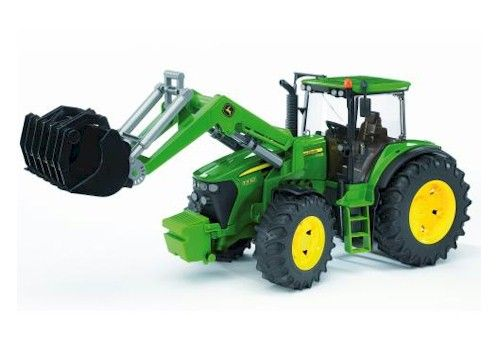 JOHN DEERE 7930 WITH LOADER