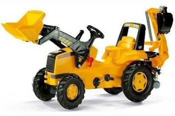 Rolly Junior & Backhoe Loaders